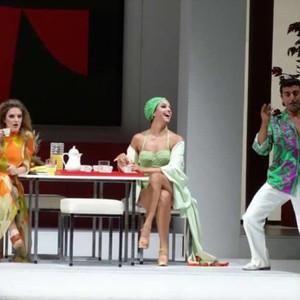 """""""La pietra del paragone"""" G. Rossini - Baronessa Aspasia Rossini Opera Festival Pesaro ROF 2017"""