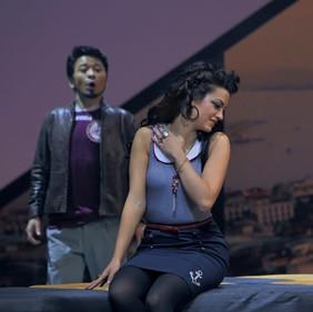 """L'italiana in Algeri"" G.Rossini - Isabella"