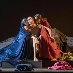 """""""Stabat Mater"""" GBPergolesi - Teatro coccia 2020"""