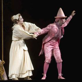 """""""Le nozze di Figaro"""" WAMozart - Cherubino"""