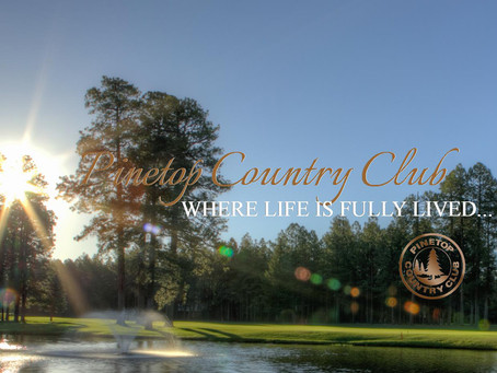 Pinetop Country Club Scholarship
