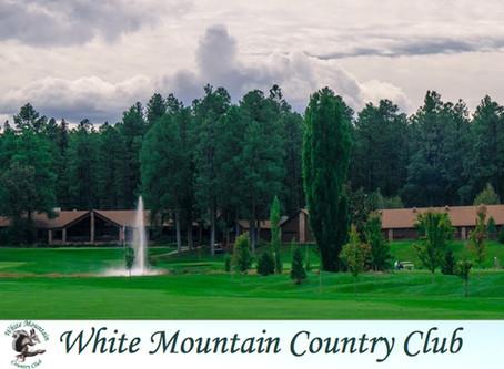 White Mountain Country Club Scholarship