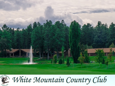 White Mountain Country Club Scholarship
