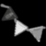 Banderole de fanions, banderole décoration, fanions pour entreprise, fanions Saguenay, Banderole Saguenay