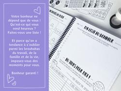 AGENDA 2022   Style bullet Journal   Agenda   Planificateur   Organisateur   Bullet JournalAgenda_In