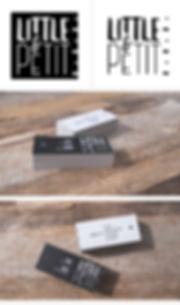 Logo, image d'entreprise, carte d'affaires, papeterie, enveloppes