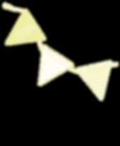 Banderole de fanions, banderoles, fanions