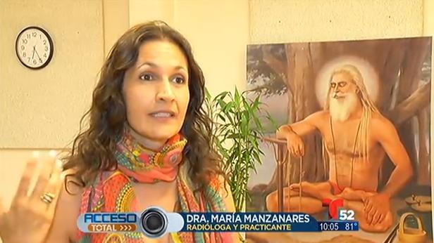 Telemundo Interview