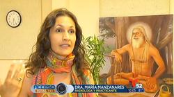 Entrevista en Telemundo