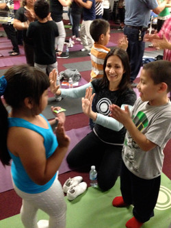 Teaching Naam Yoga®