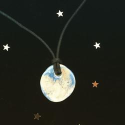 Sky Blue Power Circle
