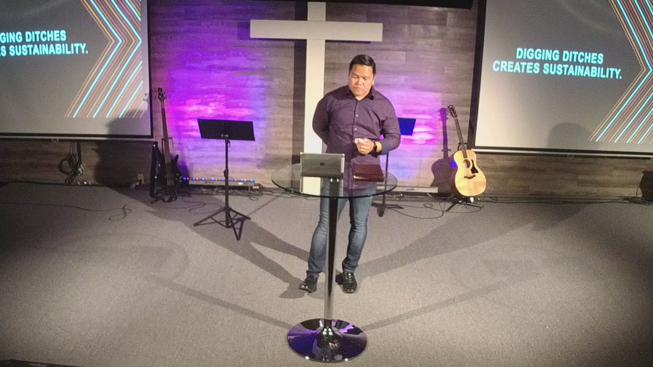 11:30am | English Service | Pastor Luis Solero | Greater Pt. 2