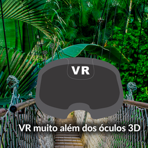 Realidade virtual: muito além dos óculos 3D