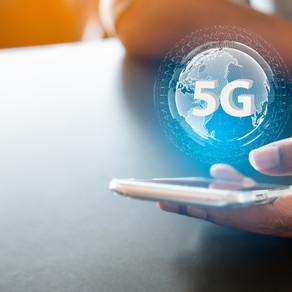 5G: uma das tendências tecnológicas  do futuro que já se aproxima