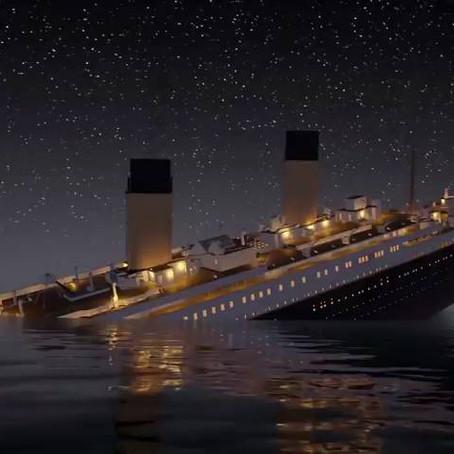 Quer conhecer o Titanic? Com realidade virtual você pode!