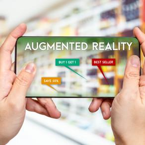 Realidade aumentada é apontada como tendência tecnológica em 2025
