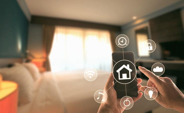Casa conectada via inteligência artificial