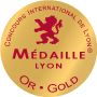 2019 Gold Award Lyon Concours logo.png