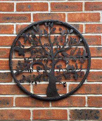 Tree Of Life Garden Wall Art