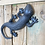 Thumbnail: Cast Iron Gecko Wall Hanging