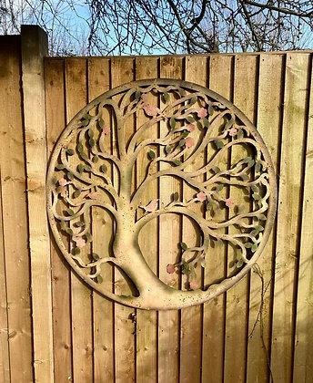 Summer Large Tree Of Life