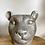 Thumbnail: Leopard head planter