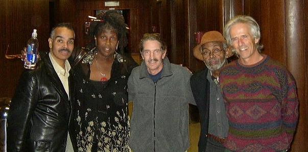 2006 Ken McClane, Wanda Coleman, Tim Con