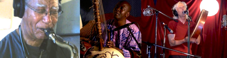 Kidd, Morikeba, Don performing with expr