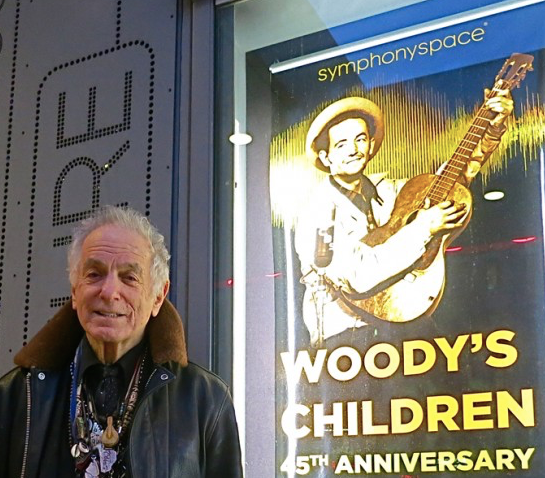 David Amram and Woody Guthrie for SUFC.p