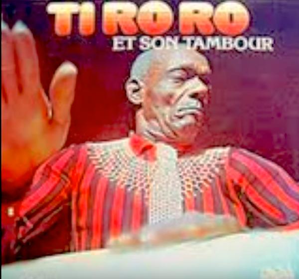Ti Roro at son Tambour album front.png