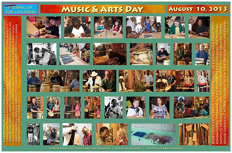 2 August 10, 2012 Music & Arts Day keeps
