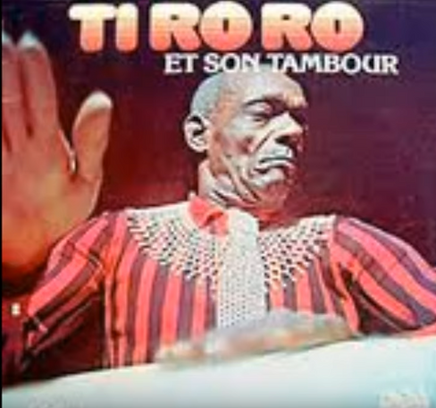 Ti Roro at son Tambour album front.png