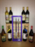 Frey Vineyards' 2014 wines surrounding F