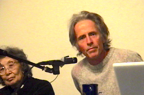 January 2004, Yuri Kochiyama and Don Pau