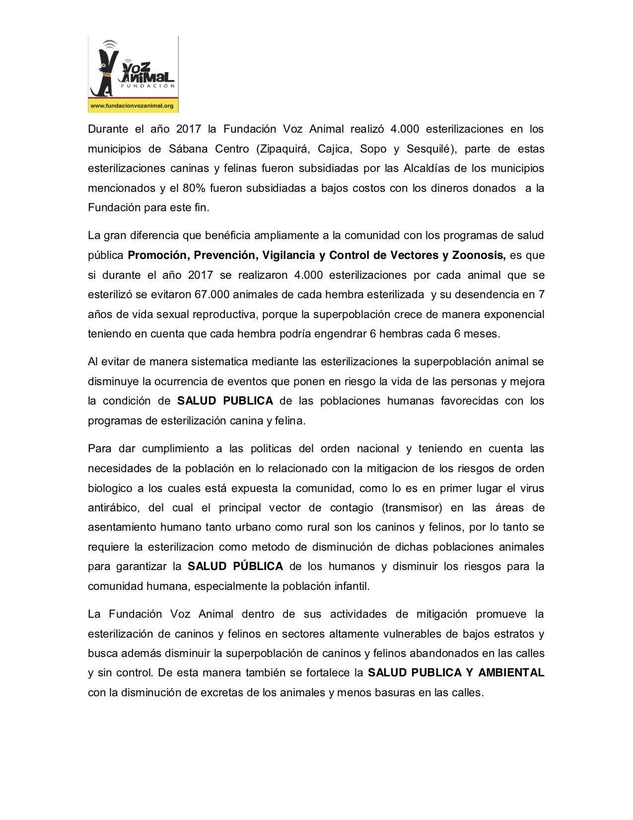 INFORME DIAN VENTAJAS DE LA ESTERILIZACION 1