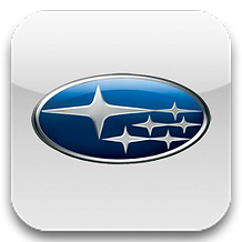 Замена передних дисков Subaru Спб