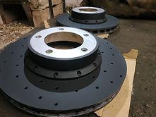 изготовление тормозных дисков TOYOTA LAND CRUSER 200