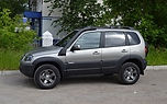 Ремонт суппортов Chevrolet NIVA 2017 Спб, замена колодок нива шевроле