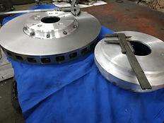 изготовление тормозных дисков mercedes amg