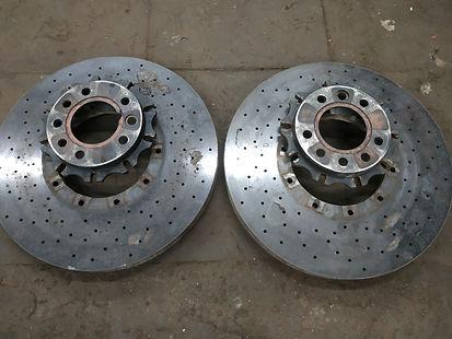 Тормозные роторы AUDI Q7 V12 купить