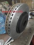 Производство тормозных роторов на заказ