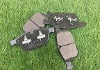 Замена задних тормозных колодок VOLVO XC90 Спб, замена передних колодок, вольво икс си 90
