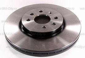 Замена задних дисков OPEL Спб
