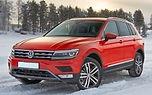 Ремонт суппортов Volkswagen tiguan 2017 Спб, замена колодок фольцваген ТИГУАН