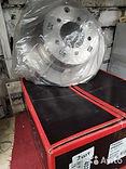 Купить задние тормозные диски Mitsubishi ASX барабанный ручник Спб
