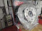 Купить передние тормозные диски Mitsubishi Lancer, ASX Спб