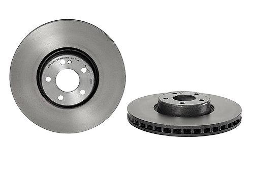 Тормозной диск передний A0004212812