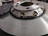 Изготовление плавающего крепежа тормозного диска