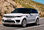 Ремонт суппортов LAND ROVER Range Rover Sport 2017 Спб, замена колодок лэнд ровер рендж ровер спорт
