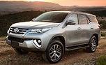 Ремонт суппортов Toyota Fortuner 2017 Спб, замена колодок тойота фортунер